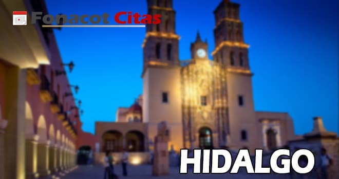 telefono fonacot Hidalgo