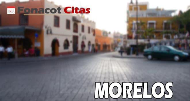 telefono fonacot Morelos