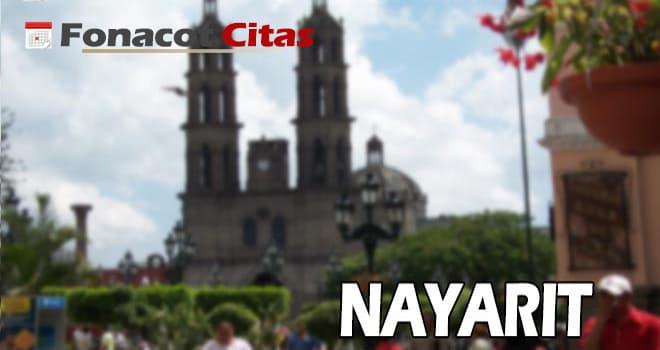 telefono fonacot Nayarit