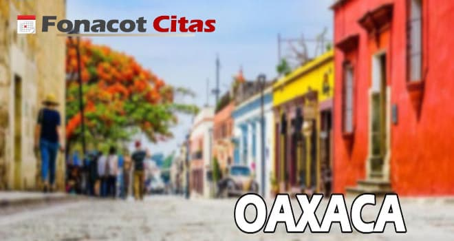 telefono fonacot Oaxaca