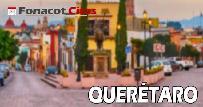 telefono fonacot Querétaro