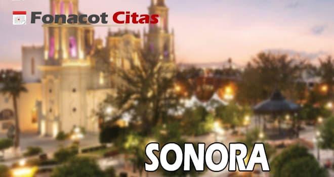 telefono fonacot Sonora