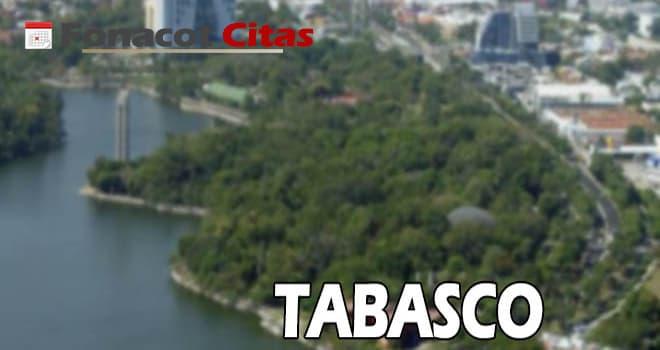 telefono fonacot Tabasco