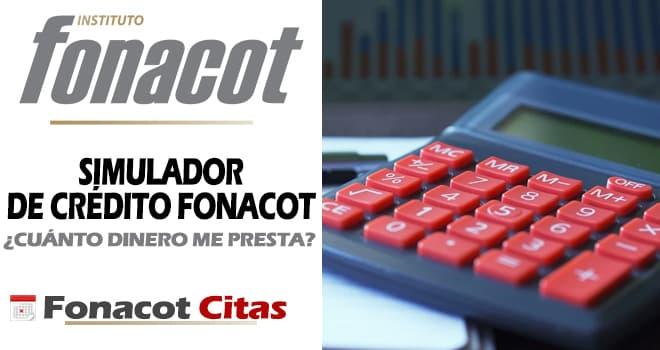 simulador crédito fonacot
